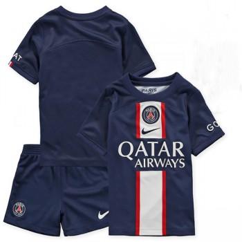 Paris Saint Germain PSG maillot de foot enfant 2018-19 maillot domicile