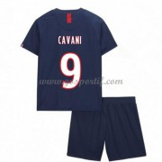 Paris Saint Germain PSG maillot de foot enfant 2019-20 Edinson Cavani 9 maillot domicile..
