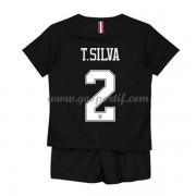 Paris Saint Germain PSG maillot de foot enfant 2019-20 T. Silva 2 maillot third..