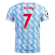 maillot de foot Ligue 1 Paris Saint Germain Psg 2017-18 Edinson Cavani 9 maillot extérieur..