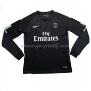 maillot de foot Ligue 1 Paris Saint Germain Psg 2017-18 maillot third manche longue..