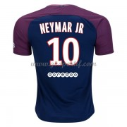 maillot de foot Ligue 1 Paris Saint Germain Psg 2017-18 Neymar Jr 10 maillot domicile..