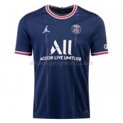 maillot de foot Ligue 1 Paris Saint Germain Psg 2017-18 maillot domicile..