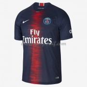 maillot de foot Ligue 1 Paris Saint Germain Psg 2018-19 maillot domicile