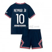 Paris Saint Germain Psg maillot de foot enfant 2017-18 Neymar Jr 10 maillot domicile..