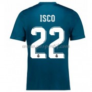 maillot de foot La Liga Real Madrid 2017-18 Isco 22 maillot third..