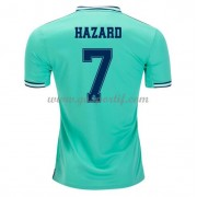 maillot de foot pas cher Real Madrid 2019-20 Eden Hazard 7 maillot third..