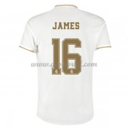 maillot de foot pas cher Real Madrid 2019-20 James Rodriguez 16 maillot domicile..