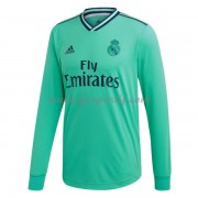 maillot de foot pas cher Real Madrid 2019-20 maillot third manche longue..