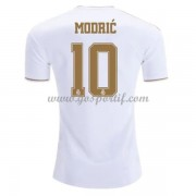 maillot de foot pas cher Real Madrid 2019-20 Luka Modric 10 maillot domicile..