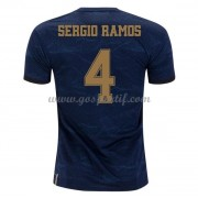 maillot de foot pas cher Real Madrid 2019-20 Sergio Ramos 4 maillot extérieur..