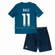 Real Madrid maillot de foot enfant 2017-18 Gareth Bale 11 maillot third..