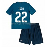 Real Madrid maillot de foot enfant 2017-18 Isco 22 maillot third..