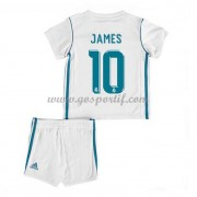 Real Madrid maillot de foot enfant 2017-18 James Rodriguez 10 maillot domicile..