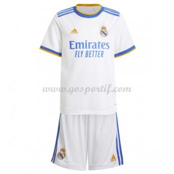 Real Madrid maillot de foot enfant 2017-18 maillot domicile