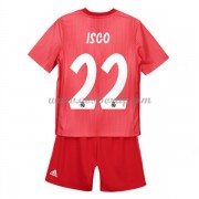 Real Madrid maillot de foot enfant 2018-19 Isco Suarez 22 maillot third..