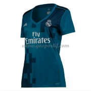 Real Madrid maillot de foot femme 2017-18 maillot third..