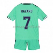 Real Madrid maillot de foot enfant 2019-20 Eden Hazard 7 maillot third..
