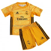 Real Madrid maillot de foot enfant 2019-20 gardien de but maillot domicile..