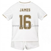 Real Madrid maillot de foot enfant 2019-20 James Rodriguez 16 maillot domicile..