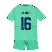 Real Madrid maillot de foot enfant 2019-20 James Rodriguez 16 maillot third..