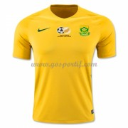 maillot de foot équipe nationale South Africa 2018 maillot domicile..