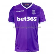 maillot de foot Premier League Stoke City 2018-19 maillot extérieur..