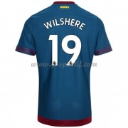 maillot de foot Premier League West Ham United 2018-19 Jack Wilshere 19 maillot extérieur..