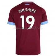 maillot de foot Premier League West Ham United 2018-19 Jack Wilshere 19 maillot domicile..
