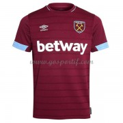 maillot de foot Premier League West Ham United 2018-19 maillot domicile..