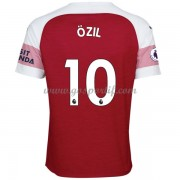 maillot de foot Premier League Arsenal 2018-19 Mesut Ozil 10 maillot domicile