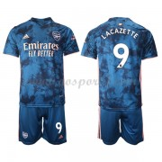Arsenal maillot de foot enfant 2020-21 Alexandre Lacazette 9 maillot third