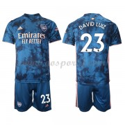 Arsenal maillot de foot enfant 2020-21 David Luiz 23 maillot third