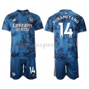 Arsenal maillot de foot enfant 2020-21 Pierre Aubameyang 14 maillot third