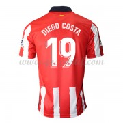 maillot de foot pas cher Atletico Madrid 2020-21 Diego Costa 19 maillot domicile