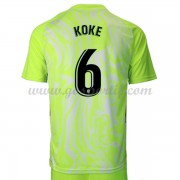 maillot de foot pas cher Atletico Madrid 2020-21 Koke Merodio 6 maillot third