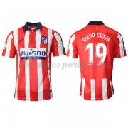 Atletico Madrid maillot de foot enfant 2020-21 Diego Costa 19 maillot domicile