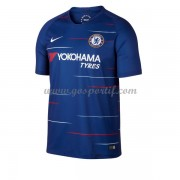 maillot de foot Premier League Chelsea 2018-19 maillot domicile