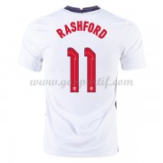 maillot de foot équipe nationale Angleterre 2021 Marcus Rashford 20 maillot domicile..