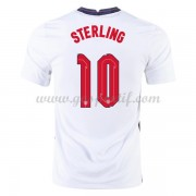 maillot de foot équipe nationale Angleterre 2021 Raheem Sterling 7 maillot domicile..