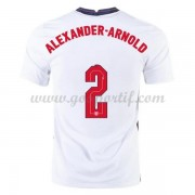 maillot de foot équipe nationale Angleterre 2021 Trent Alexander-Arnold 2 maillot domicile..