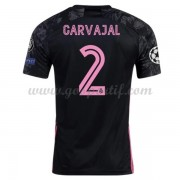 maillot de foot pas cher Real Madrid 2020-21 Dani Carvajal 2 maillot third..