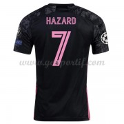 maillot de foot pas cher Real Madrid 2020-21 Eden Hazard 7 maillot third..