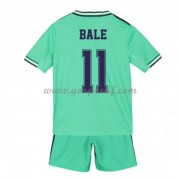 Real Madrid maillot de foot enfant 2019-20 Gareth Bale 11 maillot third..