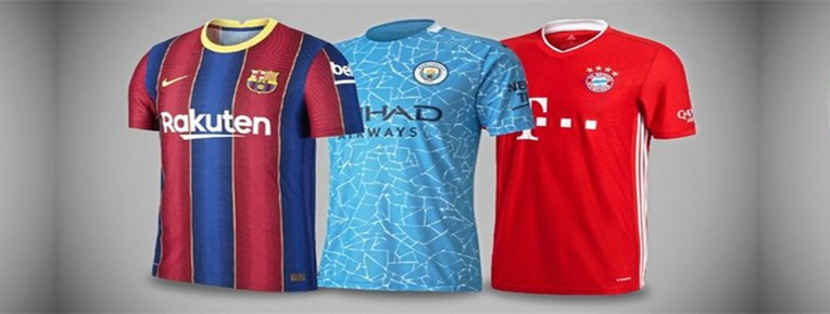 maillot de foot Clubs